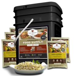 Wise Foods 120 Serving Entrée Only Package